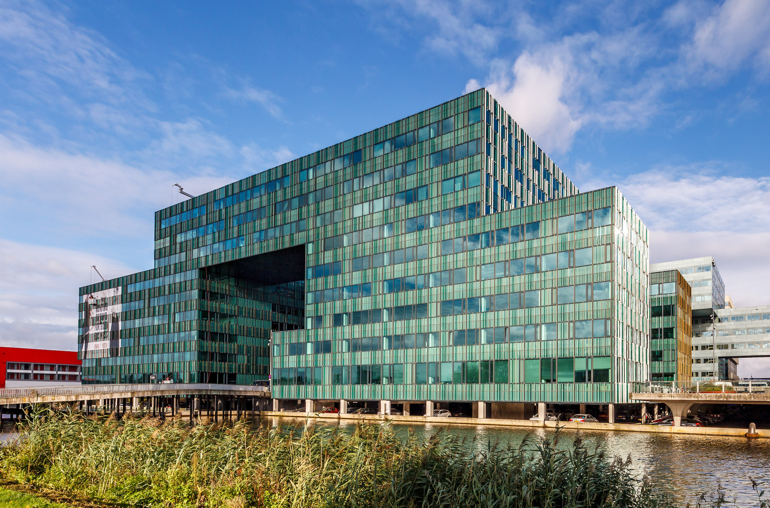 Praxis Amsterdam Zuidoost.Reggeborgh Lets Approximately 3 500 Sq M Of Office Space